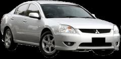Car Rentals - Brisbane - 2007 Mitsubishi 380 or similar