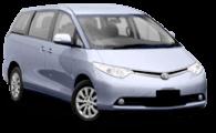 Car Rentals - Brisbane - 2010 Toyota Tarago