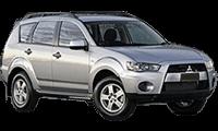 Car Rentals - Brisbane - 2012 Mitsubishi Outlander